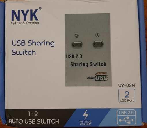 NYK USB SHARING SWITCH