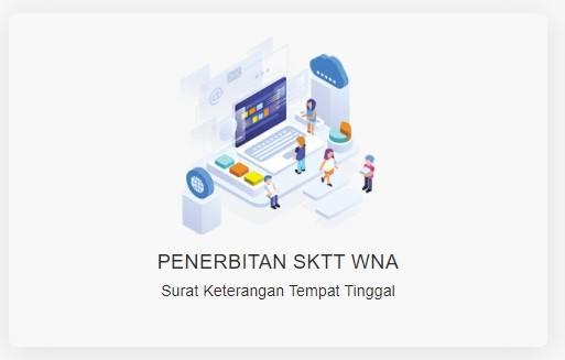SKTT Online Badung Bali Kuta Seminyak Kerobokan Canggu