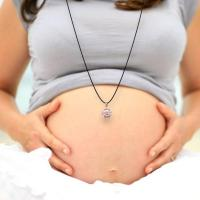 Le Bola de grossesse indonésien, un bijou protecteur pour les mamans et enfants à naître