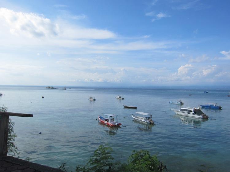 rejoindre Nusa Lembongan Bali depuis le port de Sanur Indonésie Balisolo
