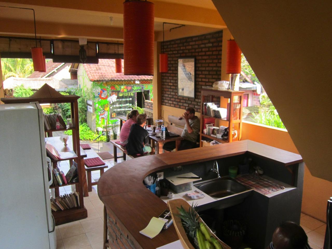 Le rendez-vous doux à Ubud