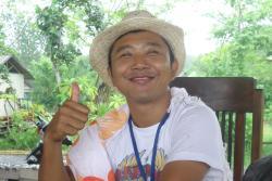 Agus Putra, guide francophone