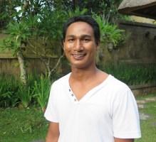 Ketut Wardika, guide francophone à Bali - Balisolo