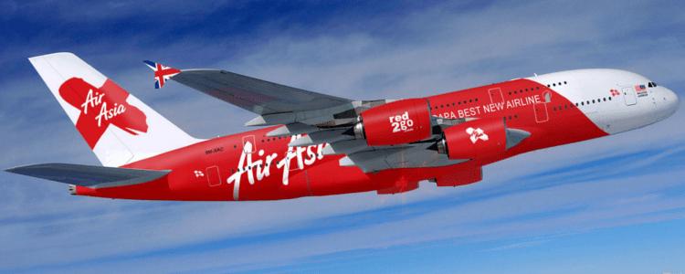 airasia avion ciel