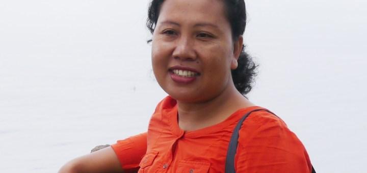 I Gusti Ayu Tri Apti, guide Francophone à Bali
