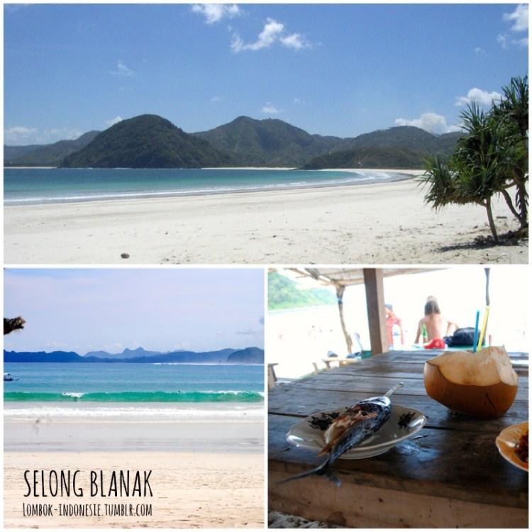 n°3 : la plage de Selong Blanak à Kuta Lombok - Top 5 des plus jolies plages