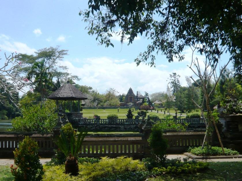 Le village de Mengwi à Bali