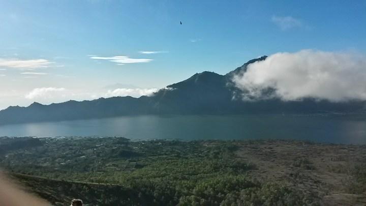 Le lac Batur © Christelle