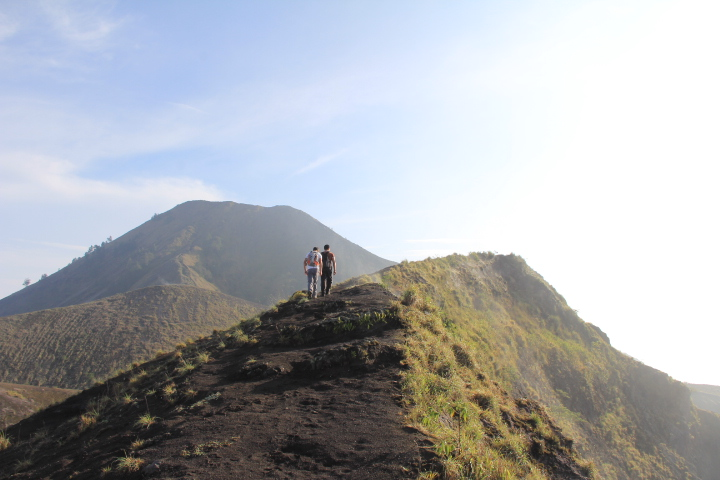 Ascension du Mont Batur © Laurent