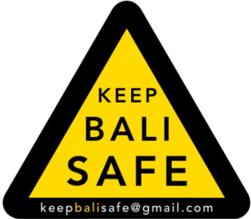 Keep Bali Safe Logo