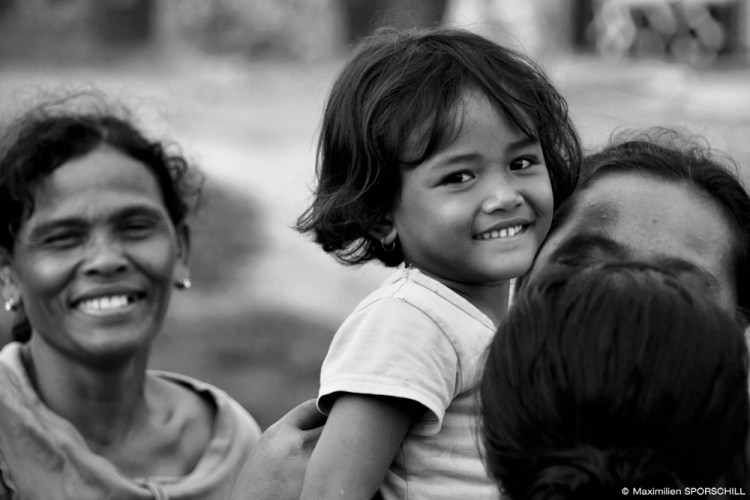 Happiness in the village - Bali, 2014 - Maximilien SPORSCHILL