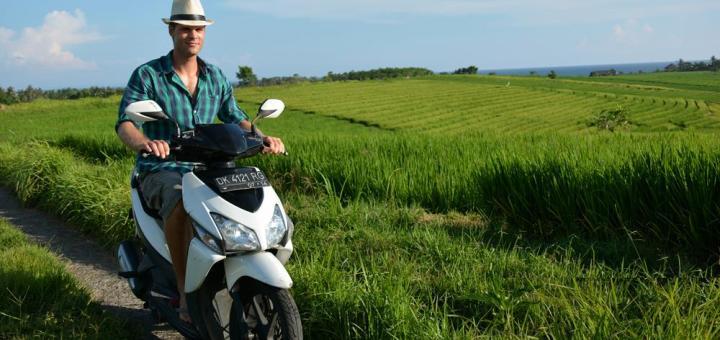 Maximilien Sporschill, un français à Bali