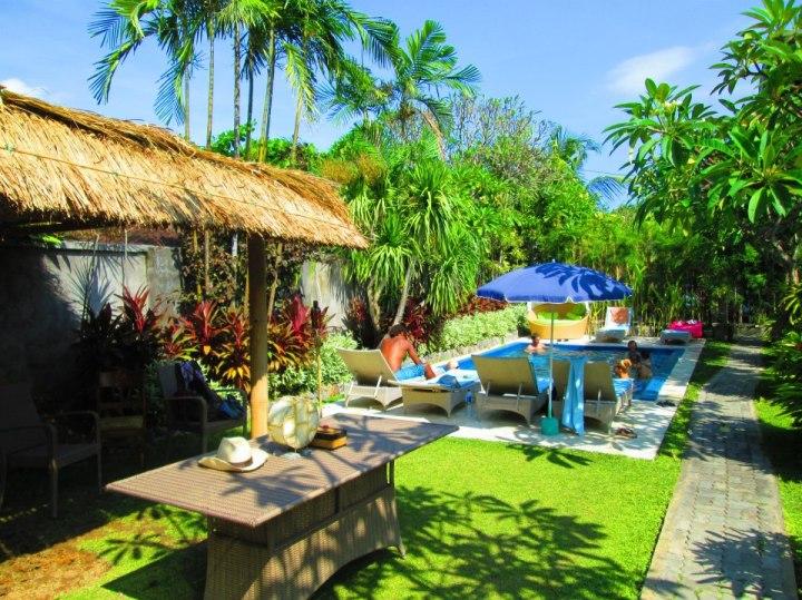 Se loger à Sanur - Exterieur - le Café Locca Homestay - Balisolo_4
