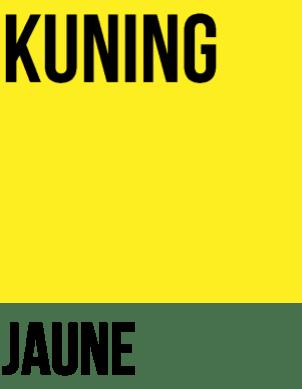 KUNINGAN - Les couleurs en indonésien, Bahasa Indonesia - Balisolo