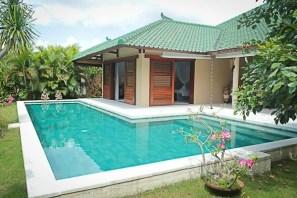 Piscine - Villa Teva à Kerobokan - Balisolo (2)