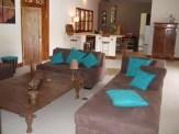 Salon cuisine - Villa Teva à Kerobokan - Balisolo (4)