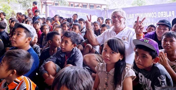 Baksos , les sorties du IPCB (Indo Pajero Community Bali) (4)