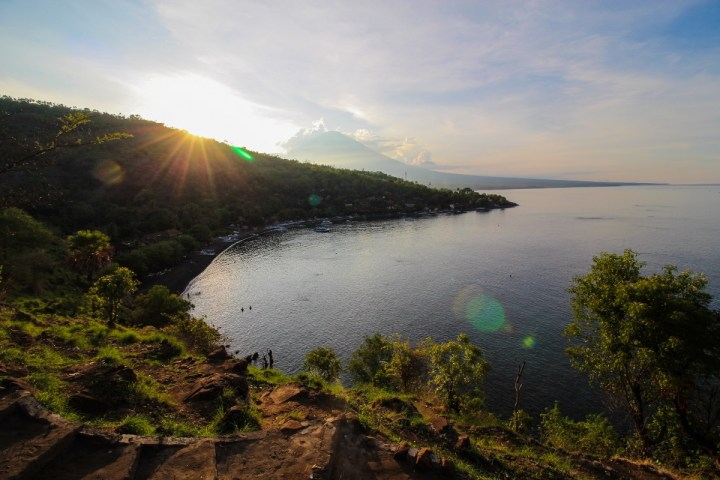 Sunset Point in Amed (Karangasem, Bali, Indonesie) - Balisolo_2