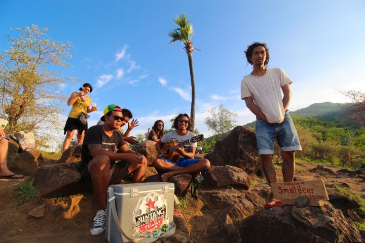 Sunset Point in Amed (Karangasem, Bali, Indonesie) - Balisolo_9