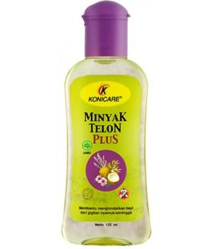 Minyak Telon Plus, anti-moustique local.