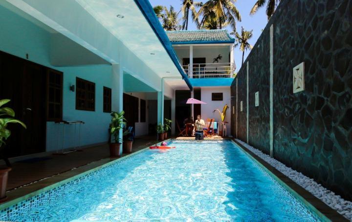 Se loger à Lovina  Oasis Hotel (3)