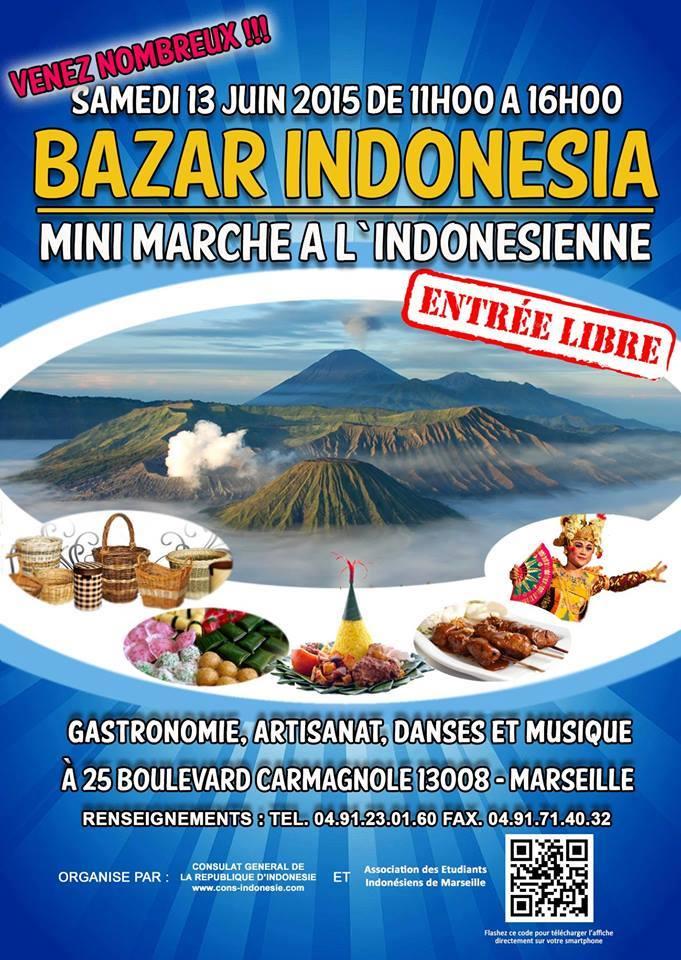 Bazar Indonesia de Marseille le 13 juin 2015 - Balisolo (2)