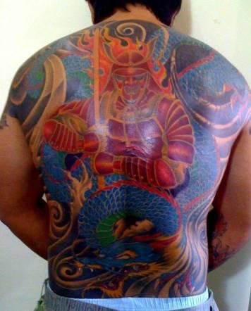 Rajah Tattoo Bali à Kuta - Balisolo (3)