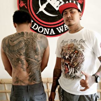 Rajah Tattoo Bali à Kuta - Balisolo (5)