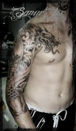 Sanur Ink Tattoo Studio à Sanur - Balisolo (5)