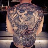 Shotonk tattoo à Kuta - Balisolo (1)