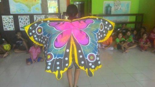Préparation du carnaval Lovina Festival par l'association Anak Bali - Balisolo (1)