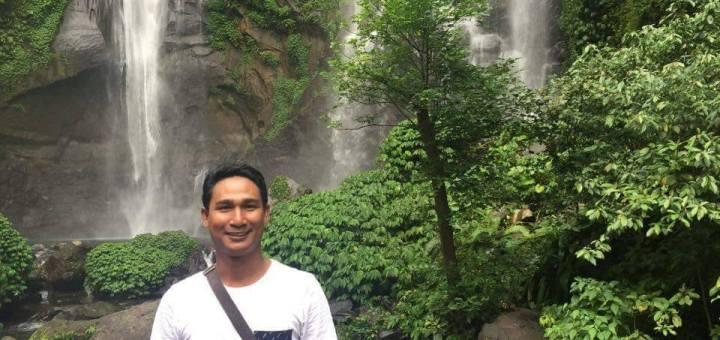 Ketut Wardika guide francophone à Bali
