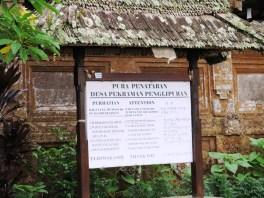 Village traditionnel de Panglipuran - Nyoman Kardi - Balisolo 20151205 (47)