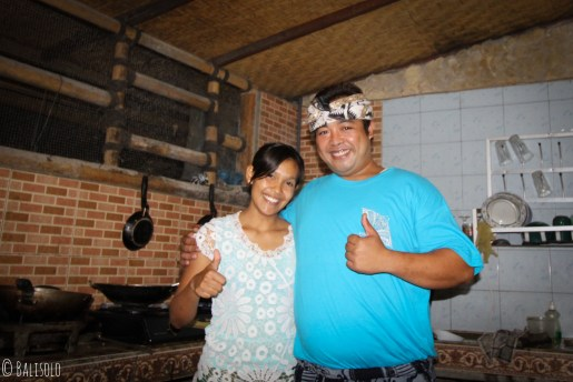Cooking class at Villa 2 Bintang in Munduk (Buleleng, Bali, Indo