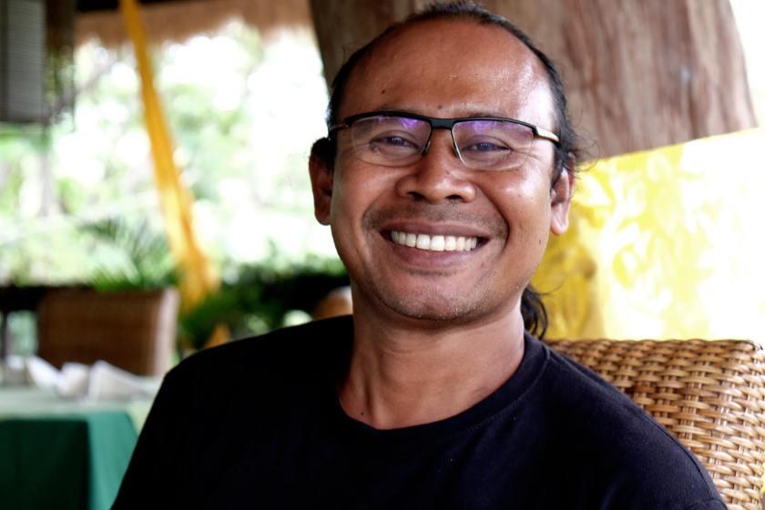 iNyoman Kardi, guide francophone Bali - Balisolo