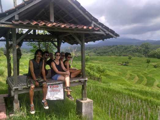 Ketut Herry Wijaya, guide anglophone Bali Balisolo (2)