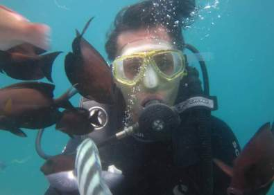 Plongée sulawesi Ryan Gerentino Rantelili