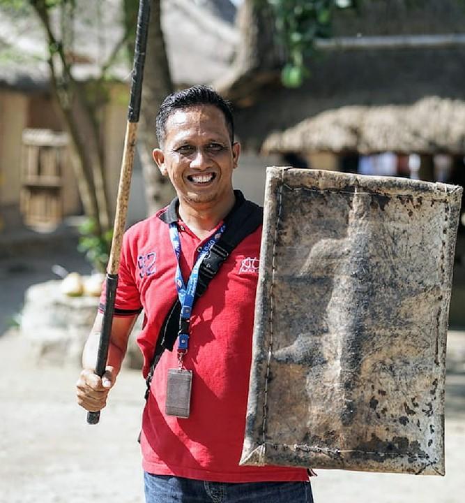 Zulfikar Ali bhuto Nasution, guide francophone à Lombok - Balisolo (2)