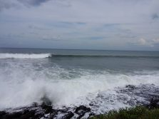 nirwana bali, surf spot