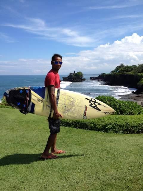 nirwana, bali, tanah lot, surf tours