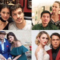 Foreign Attracts! List of Filipino Celebrities who are In Love Foreigners!