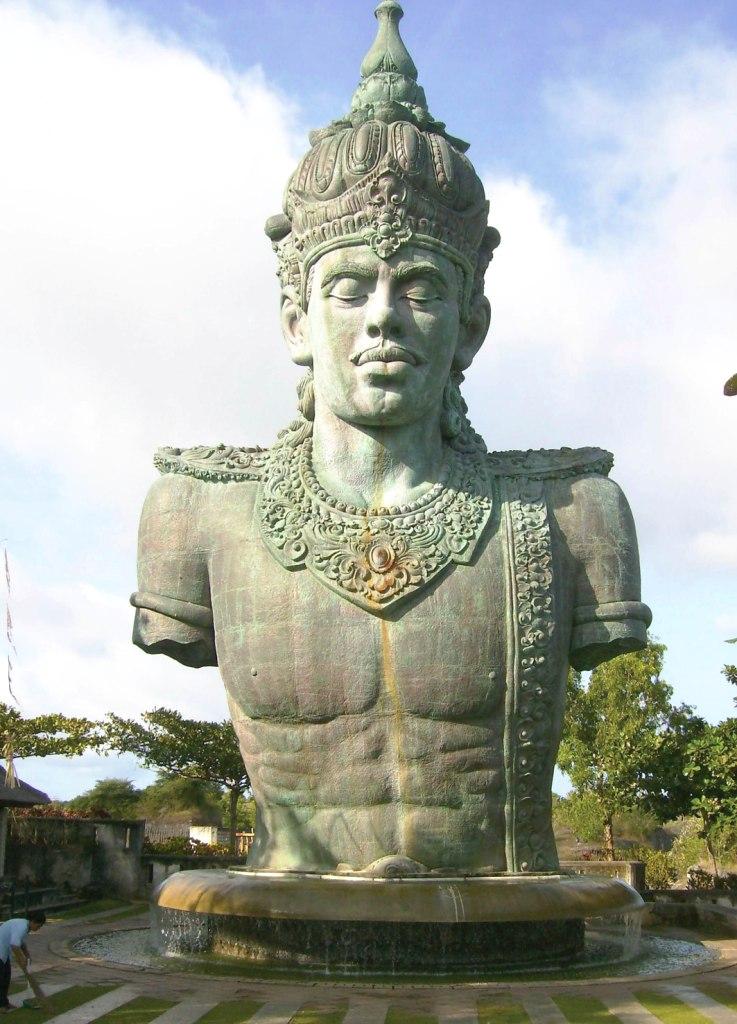 Taman Budaya - Garuda Wisnu Kencana | Bali Terkini