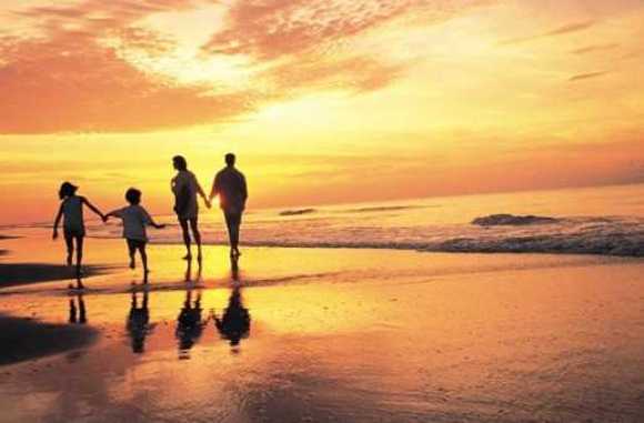 wisata favorite di bali - kuta beach
