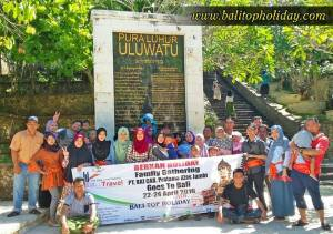 tour group rombongan bali