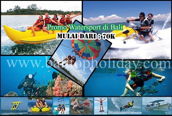promo watersports bali