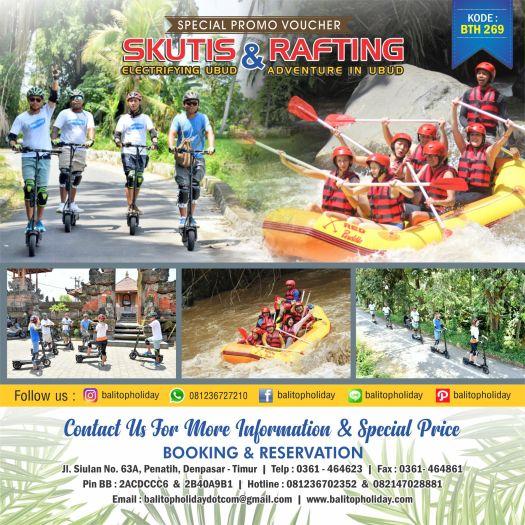Skutis & Rafting Voucher