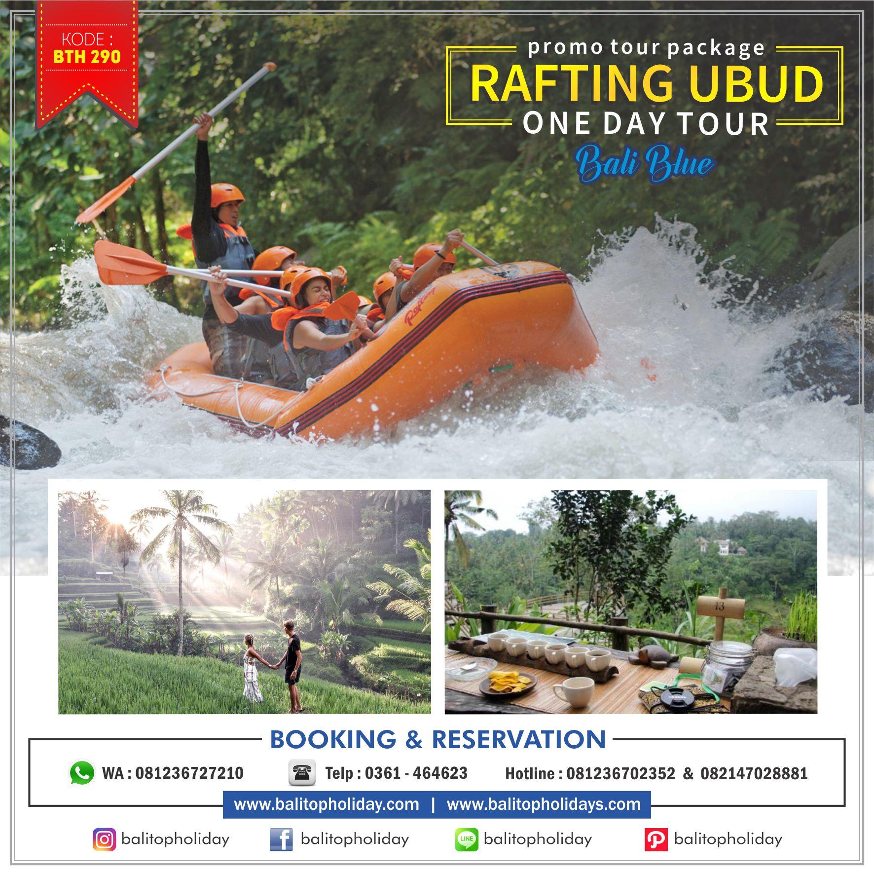 Paket Rafting Sungai Ayung Ubud Wisata Arung Jeram Terpopuler Di Bali Trip 3h2m