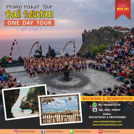 Bali selatan One Day Tour