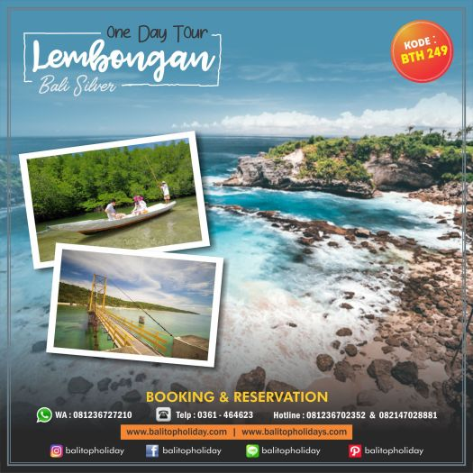 Lembongan One Day Tour