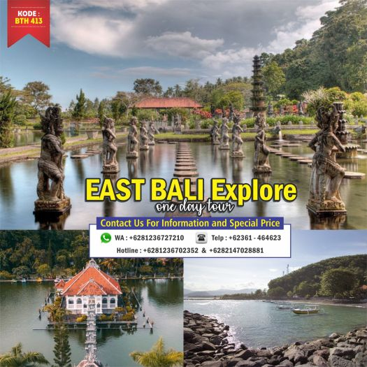 East Bali One Day Tour